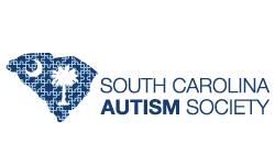 South Carolina Autism Society logo