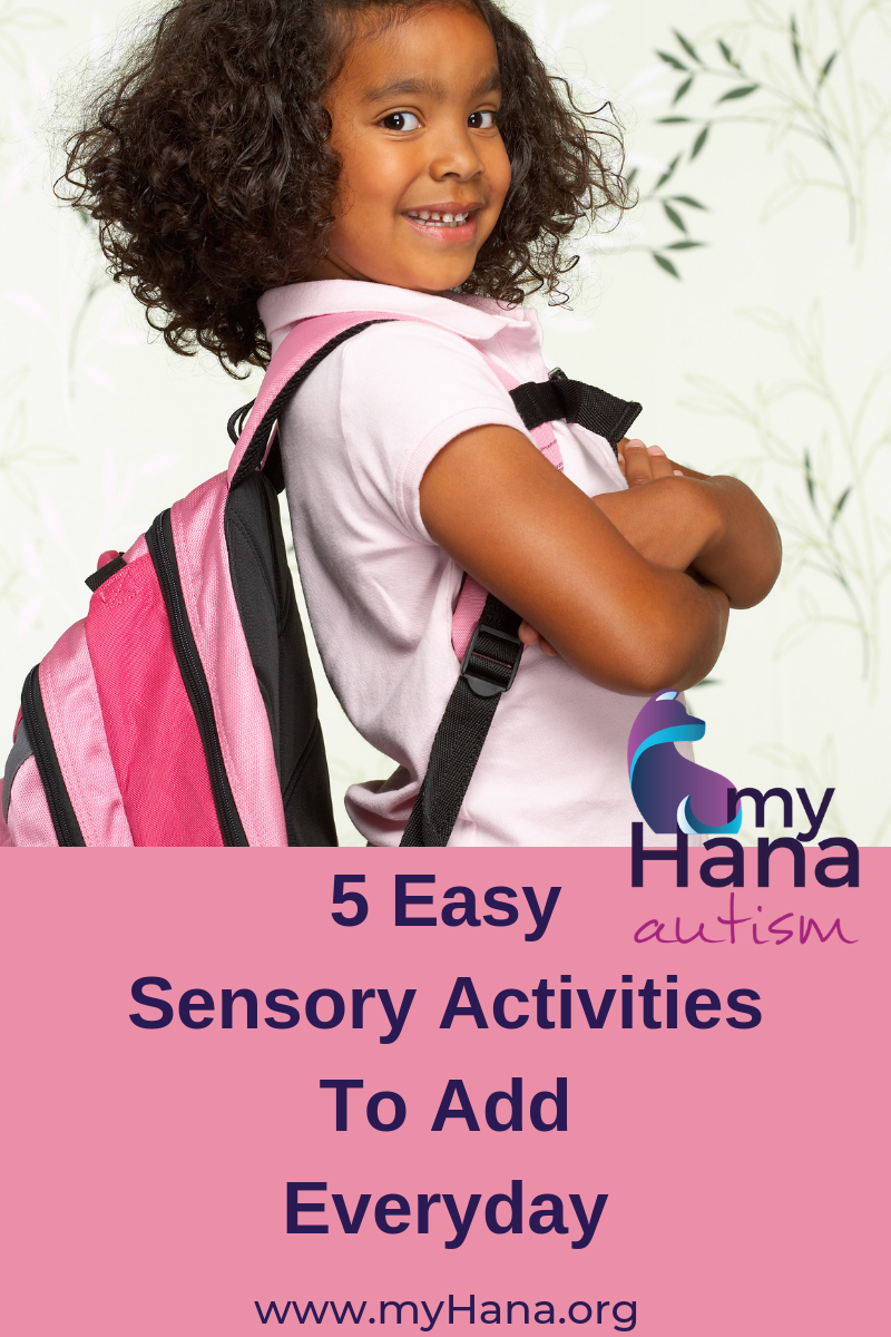 5 Easy Sensory Activities You Can Add to Your Busy Schedule